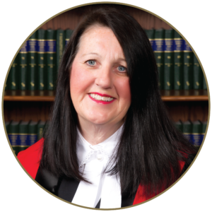 Chief Judge Margaret Wiebe